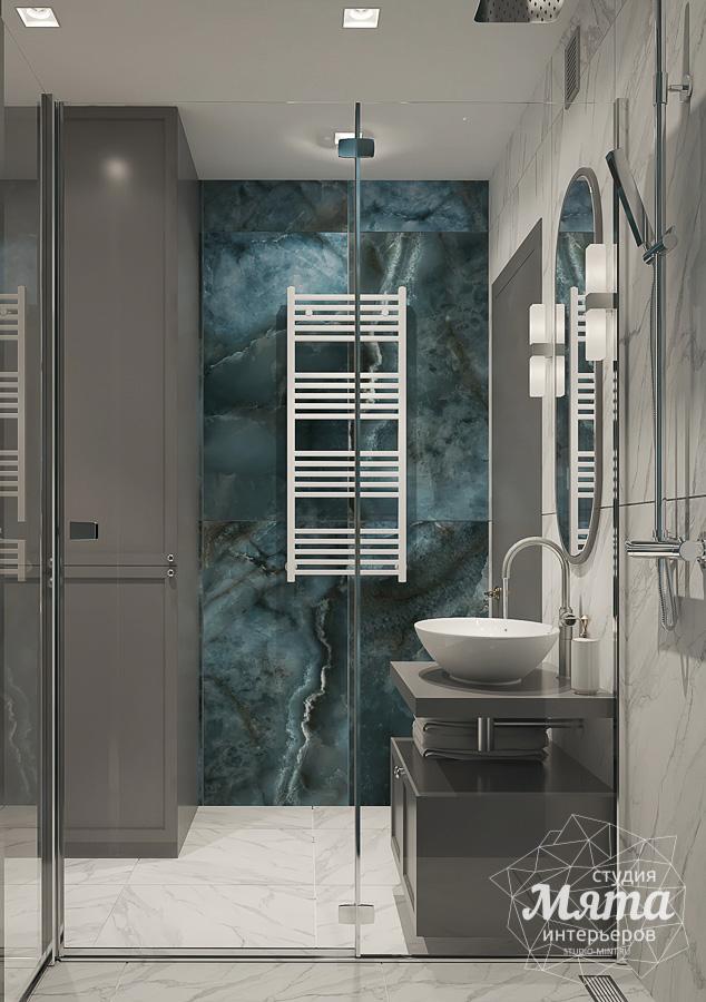 Дизайн интерьера однокомнатной квартиры ЖК Цветной Бульвар img234750472