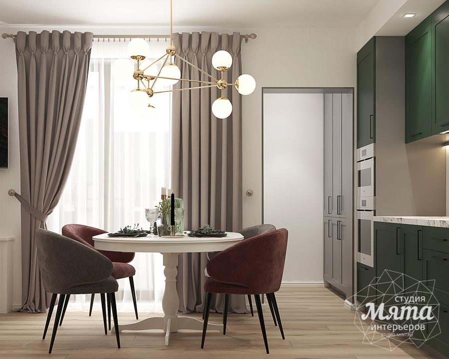 Дизайн интерьера однокомнатной квартиры ЖК Цветной Бульвар img1211450986