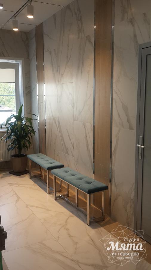 Дизайн интерьера и ремонт помещений для АО Ирбитский Молочный Завод 35