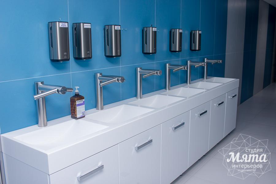 Дизайн интерьера и ремонт помещений для АО Ирбитский Молочный Завод 30