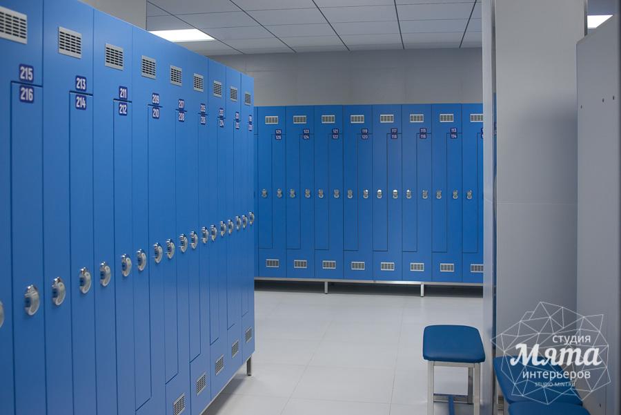 Дизайн интерьера и ремонт помещений для АО Ирбитский Молочный Завод 25