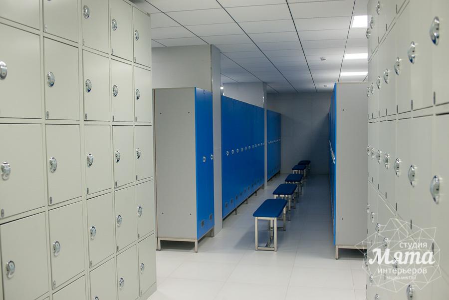 Дизайн интерьера и ремонт помещений для АО Ирбитский Молочный Завод 26