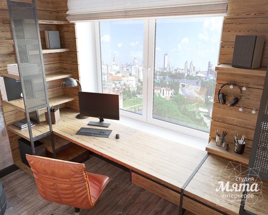 Дизайн интерьера детской комнаты ЖК Ольховский парк img773634428