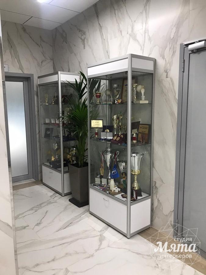 Дизайн интерьера и ремонт помещений для АО Ирбитский Молочный Завод 37