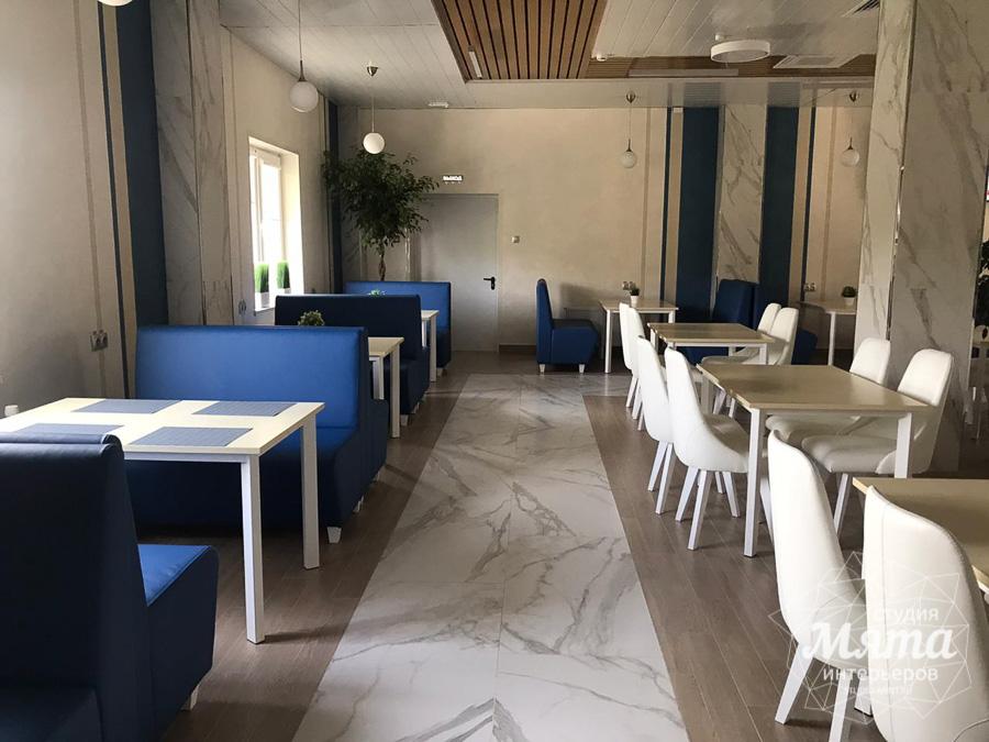 Дизайн интерьера и ремонт помещений для АО Ирбитский Молочный Завод 15