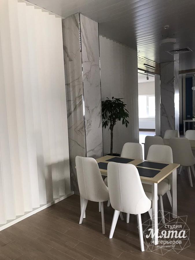 Дизайн интерьера и ремонт помещений для АО Ирбитский Молочный Завод 17
