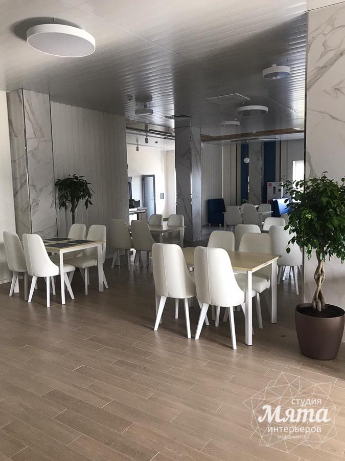 Дизайн интерьера и ремонт помещений для АО Ирбитский Молочный Завод 18