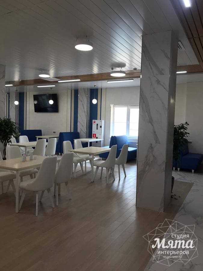 Дизайн интерьера и ремонт помещений для АО Ирбитский Молочный Завод 20